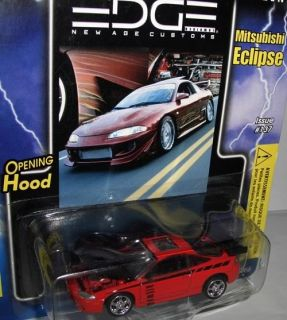 Revell LE #137 MITSUBISHI ECLIPSE  red/black  164