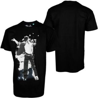 Shmack Michael Jackson T shirt Schwarz Weiß (44616)