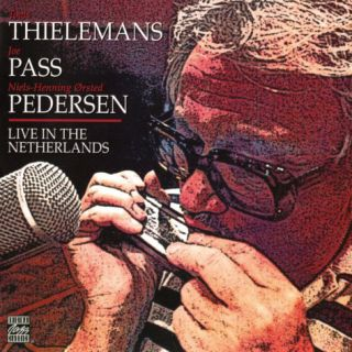 Toots Thielemans, Joe Pass, Niels Henning Orsted Pedersen   Live in the Netherlands Prints