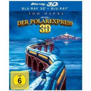 Der Polarexpress 3D (+ Blu ray) [Blu ray 3D] Tom Hanks