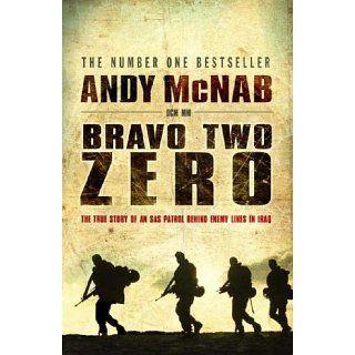 Bravo Two Zero Andy McNab Englische Bücher