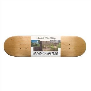 ABH Appalachian Trail Skate Board Deck