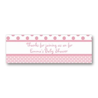 Business Cards, 472 Baby Shower Favor Tags Business Card Templates
