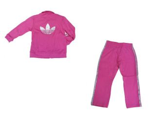 Trainingsanzug Baby Kinder Suit Adidas Originals Firebird Neu