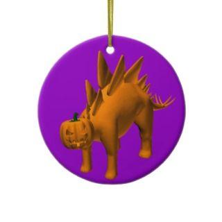 Segosaurus halloweenis chrismas ornamen