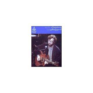 Eric Clapton Unplugged TAB Songbuch für Gitarre mit Tabulatur