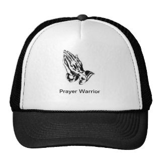 Prayer Warriors Ball Cap Hats