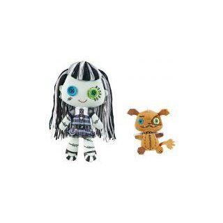 MATTEL Monster High Pl?sch Frankie Stein und Watzit V1120