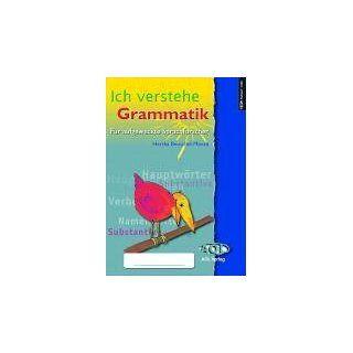 Ich verstehe Grammatik. Klasse 4 5: Für aufgeweckte Sprachforscher