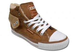 BK British Knights Schuhe Sneaker Roco Brauntöne UVP 54,99 div