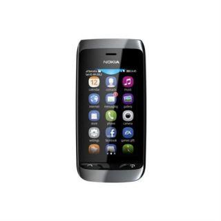 Nokia ASHA 308 (BLACK)   Mobiltelefon # A00008996