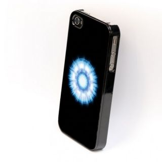 Iron Man Arc Reactor   Iphone 4 4S Case Hülle