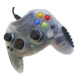 Under Control XBox Controller, transparent Elektronik