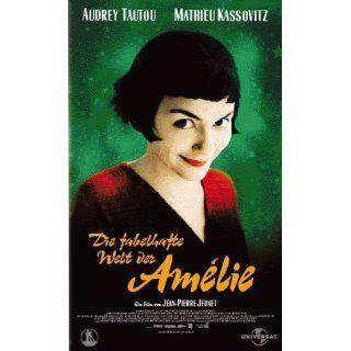 Die fabelhafte Welt der Amélie [VHS]: Audrey TautouMathieu Kassovitz