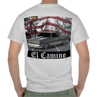 Custom 1978 El Camino T Shirts