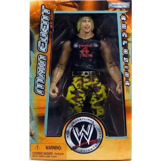 WWE Internet Exclusive Main Event Figures Limited Edition 3000 Spike