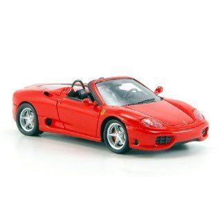 Ferrari F 360, Modena Spyder, rot, Modellauto, Fertigmodell, Red Line