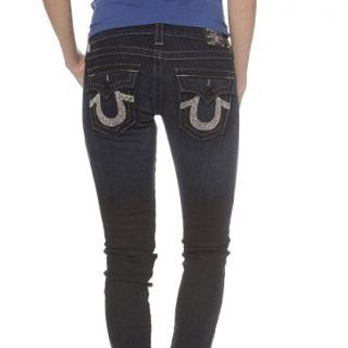 True Religion Boot Cut Jeans BECKY BGT QT Wash 40 DEL MAR MED