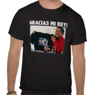 Por que No Te Callas Espana Rey Juan Carlos Tee Shirts