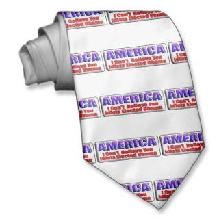 Obama Idiots Tie