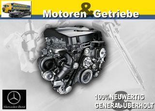 Mercedes Benz Sprinter 308 CDI 311 CDI 313 CDI Motor Überholung