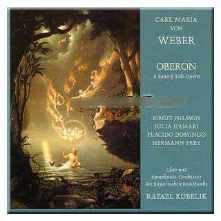 Weber Oberon   Rafael Kubelik (2 CDs) Musik