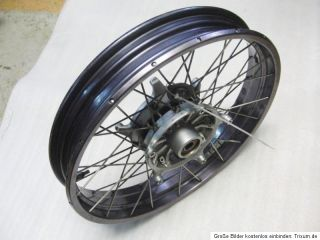 Felge vorn Vorderrad BMW R 1150 GS R21 ABS ADVENTURE 99 04 Wheel RIM