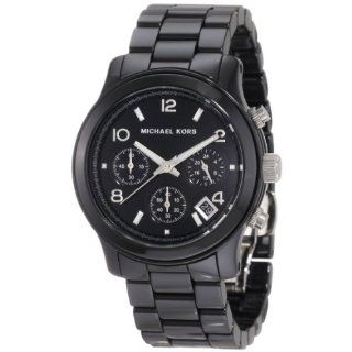 Michael Kors Damen Armbanduhr Fashion Chronograph Quarz Keramik MK5162