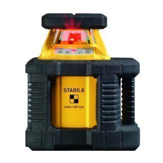Stabila 17106 Rotation Laser Lar 250 Komplett Set mit Receiver REC 300