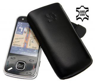 Nokia N86 8MP DESIGN Etui Tasche Handytasche Case Hülle