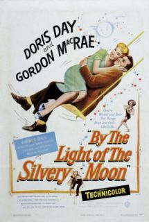 By the Light of the Silvery Moon Print