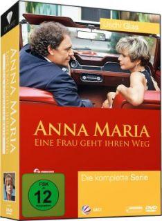 Anna Maria   Eine Frau geht ihren Weg   Die komplette Serie (Uschi