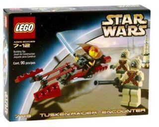 LEGO 7113   Star Wars Tusken Raider Encounter, 90 Teile