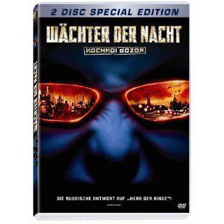 Wächter der Nacht Nochnoi Dozor   Special Edition, 2 DVDs
