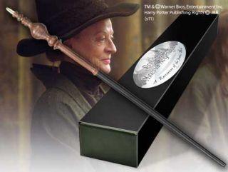 Harry Potter Zauberstab Professor Minerva McGonagall Charakter Edition