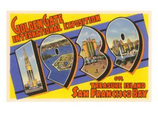 International Exposition, San Francisco, California Prints