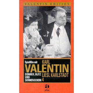 Karl Valentin/Liesl Karlstadt 4 Donner, Blitz und Sonnenschein [VHS