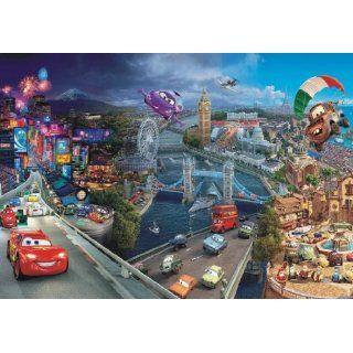 Städte Pixar Kindertapete Foto 360 cm x 254 cm: Baumarkt