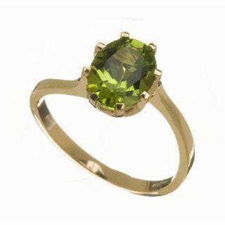 Damen Ring Gelb Gold Gr. 54 (17.2) 5 Zirkonia ER 2949/AMR