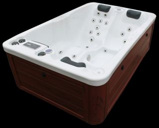 Whirlpool Jacuzzi SPA Hot Tub Whirlpools 2 3 Pers. Outdoor / Indoor