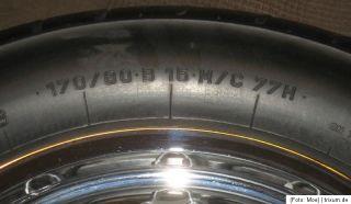 Original Hinterrad Suzuki Intruder VS 1400 glänzender chrom, gt