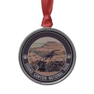 Grand Canyon National Park Souvenir Ornament
