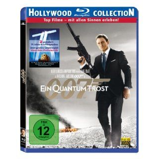 James Bond   Ein Quantum Trost [Blu ray] Daniel Craig