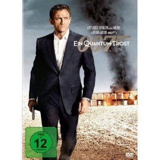 James Bond 007   Ein Quantum Trost   DVD Filme & TV
