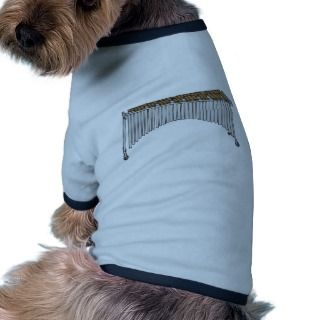 Marimba Percussion Musical Instrument Dog Clothes