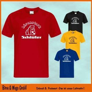 SCHLÜTER Oldtimer T Shirt für Erwachsene + Kinder 335