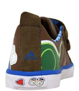 LITTLE BOYS ADIDAS DISNEY TOY STORY INF, TRAINERS SHOES