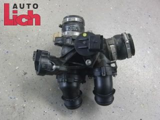 Citroen Xsara Picasso BJ08 HDi 1,6 80KW Drosselklappe 9651246880