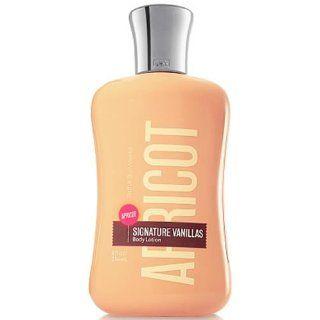 Bath & Body Works Apricot Vanilla Signature Vanillas Body Lotion