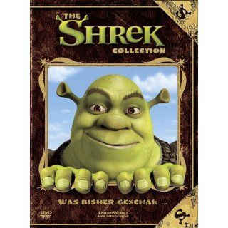 The Shrek Collection   Was bisher geschah2 DVDs Filme